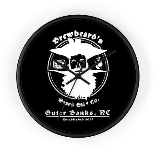 Brewbeards Wall clock