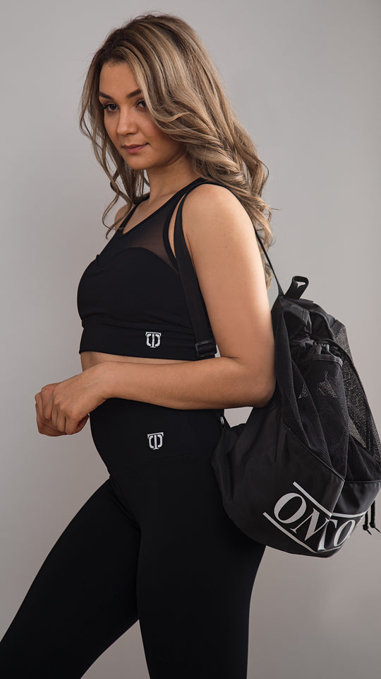 OT On The Go Drawstring Bag