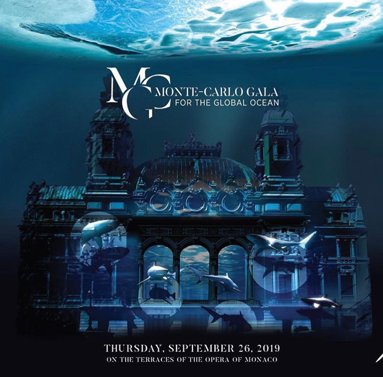 2019 Monte Carlo Gala For The Global Ocean
