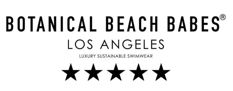 Botanical Beach Babes Los Angeles® is a luxury sustainable lifestyle brand that features eco-friendly swimwear collections and plant-based beauty selections exclusively designed by our global network of Creative Directors from California, Australia, Italy, France, Switzerland, & Spain.Free Shipping & Returns Worldwide.