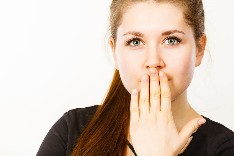 3 bets on how to avoid bad breath – Smile Me Up