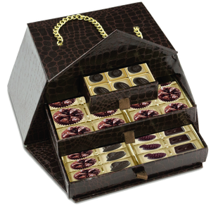 Croc Purse Box Assortment 30 Pieces @