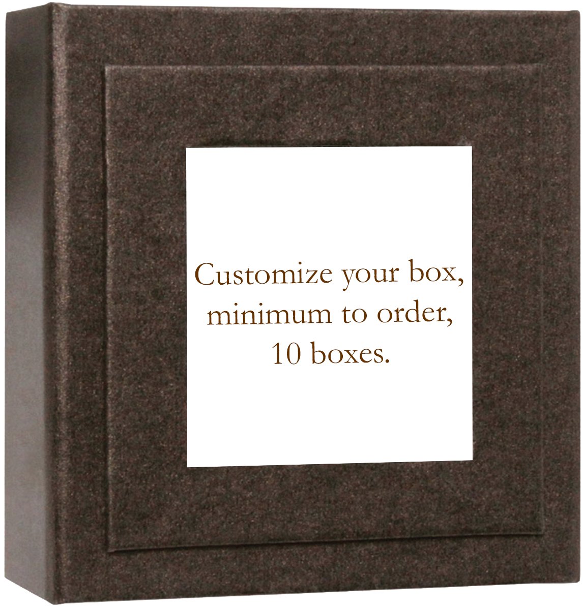 Magnetic Box Special Wedding 4 piece @