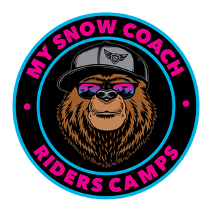 RIDERS WEEKEND CAMP, MAMMOTH CALIFORNIA, DECEMBER 2020