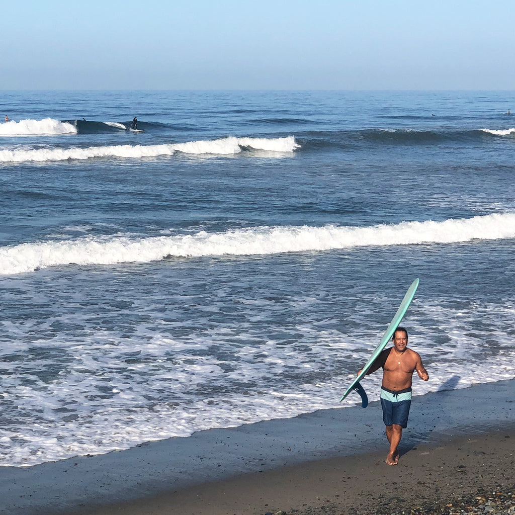 SURF to SNOW CAMP CALIFORNIA SEPTEMBER 2020