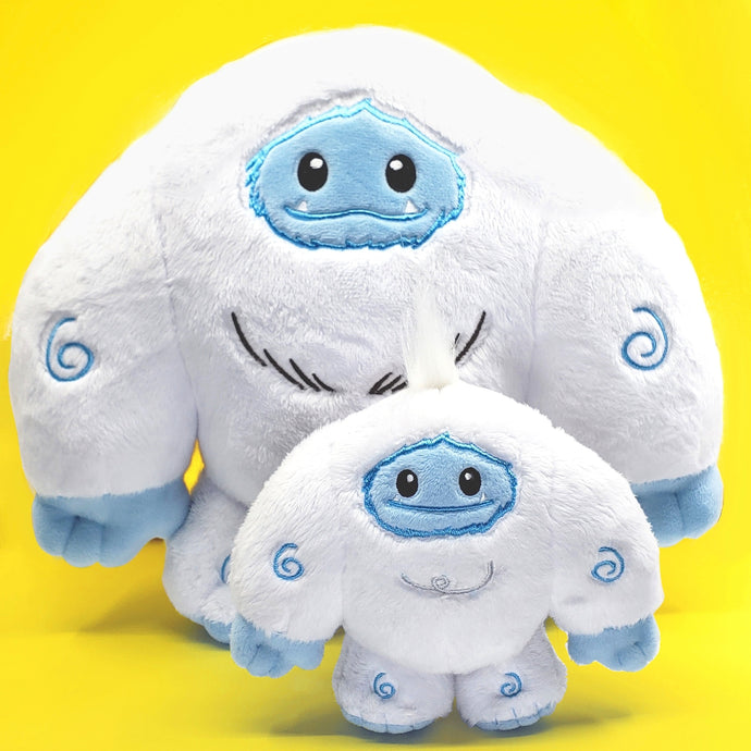 Abominable Toys Newsletter #11 Chomp and Chomper Plush