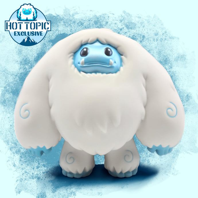 Abominable Toys Newsletter #22 Hot Topic Exclusive Chomp Figure and New Pins Available Soon!