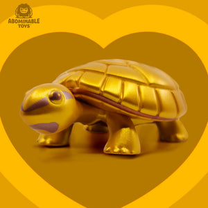 Abominable Toys Newsletter #35 Gold Hope Turtle Figure and Limited Hope Merchandise Back In Stock!