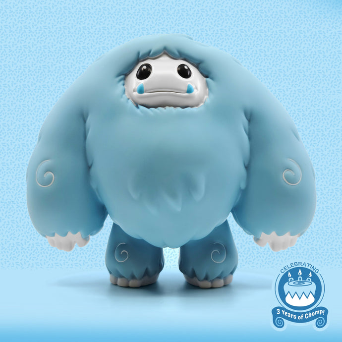 Abominable Toys Newsletter #37 Surprise! Reverse Chomp Figures Live Now!