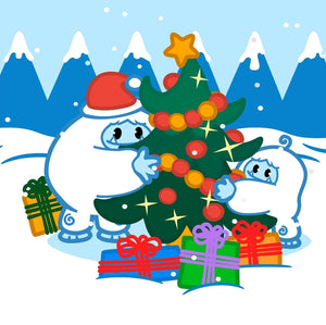 Abominable Toys Newsletter #31 Happy Holidays and End of Year Wrap-up
