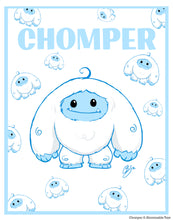 "Limited Edition ""Fun"" Chomper Print"