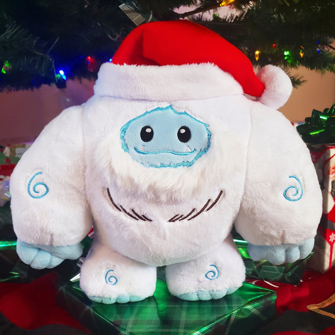 Santa Chomp Plush XL Limited Edition 500