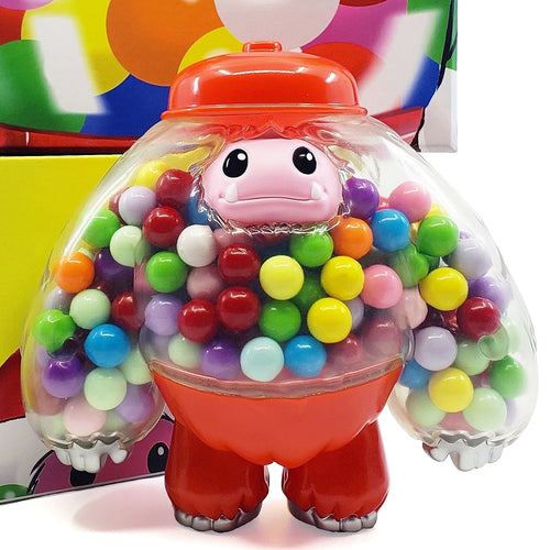 Limited Gumball Edition Chomp Vinyl Figure