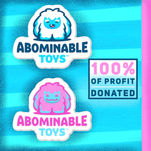 Limited Edition Logo Sticker Pack 100% of Profit Donated to COVID-19 Response Fund
