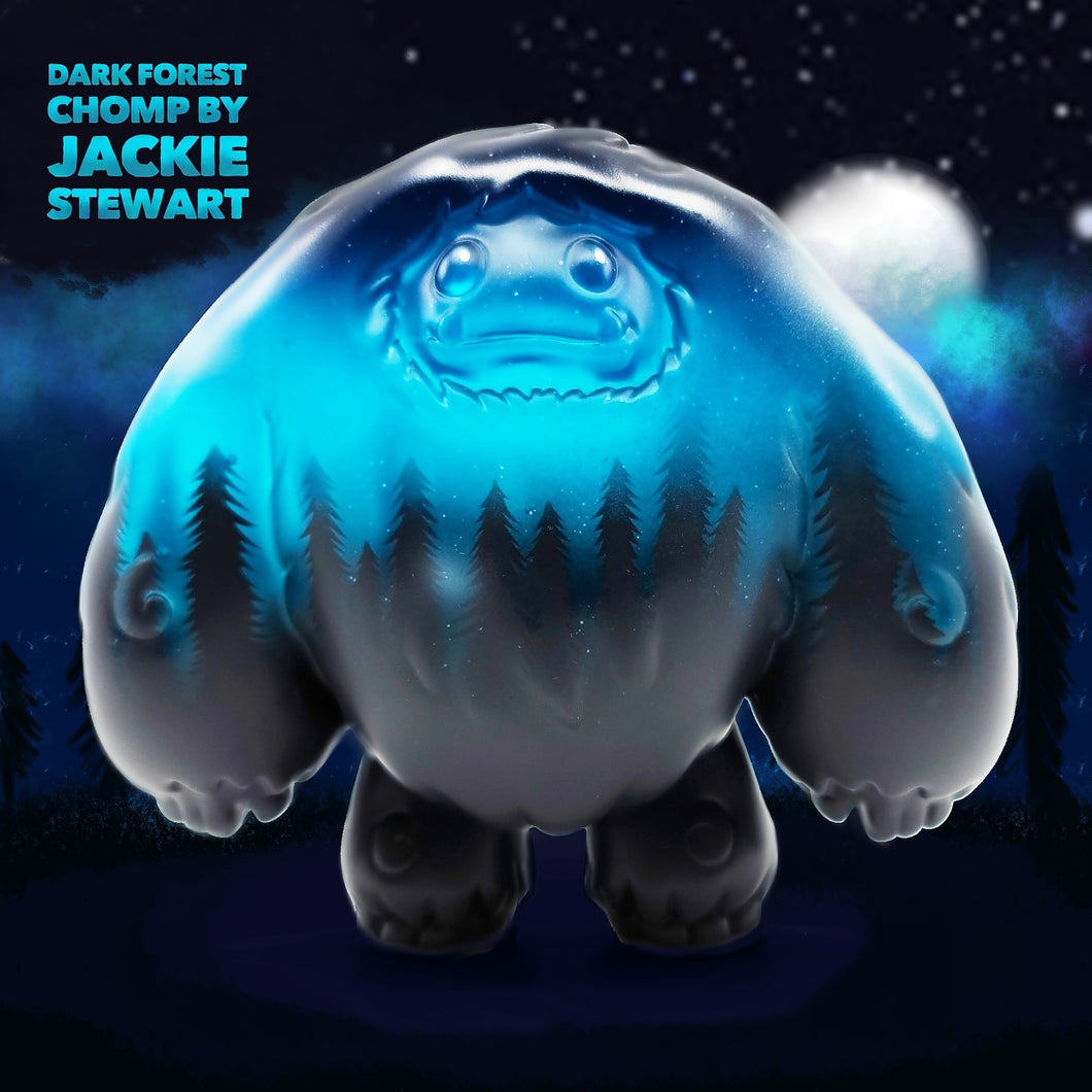 Limited Dark Forest Edition Chomp Figure By Jackie Stewart