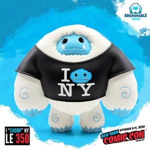 "NYCC 2020 Exclusive Limited Edition I ""Chomp"" NY Chomp Figure"