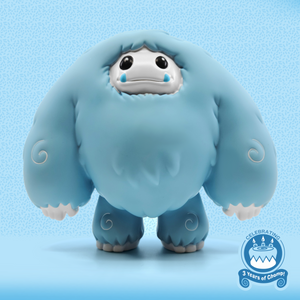 Limited Edition Reverse Chomp Vinyl Figure