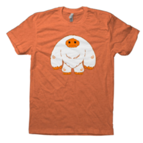 Limited Founders Edition Abominable Toys Chomp T-Shirt Pre-order Cannot Be Cancelled