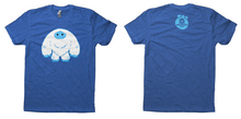 Blue Abominable Toys Chomp T-Shirt