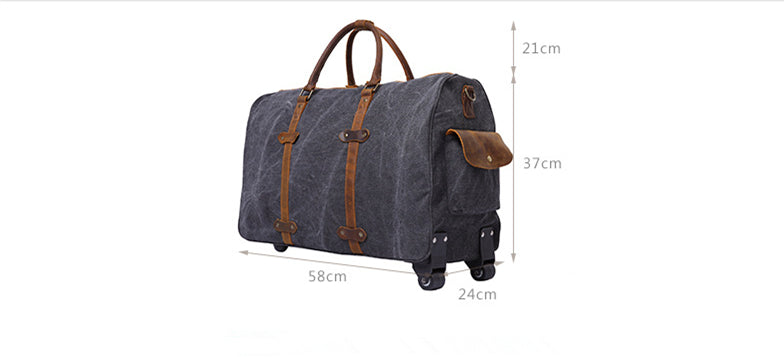 Unk&CO Luggage Bags - Bussinessman