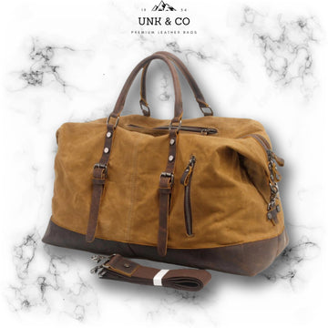 Unk&CO Luggage Bags - Globetrotter