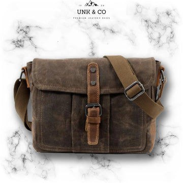 Unk&CO Messenger Bag - Photographer