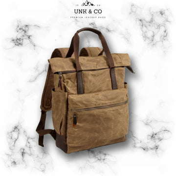 Unk&CO Backpacks - Sherpa