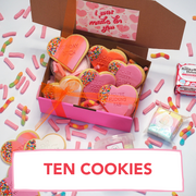 BUILD A BOX | 10 COOKIES