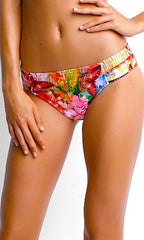 Seafolly Butterfly Coast Pleated Retro Bottom (MUL)
