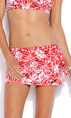 Jag South Pacific Skirted Bottom (RED)
