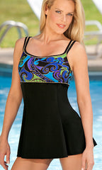 Magic Kingdom Longitude Empire Swimdress (Long Torso)