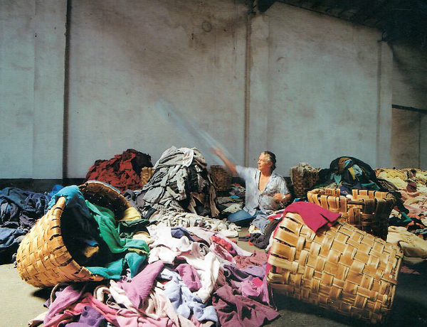 Behind the Scenes of Recycled Wools