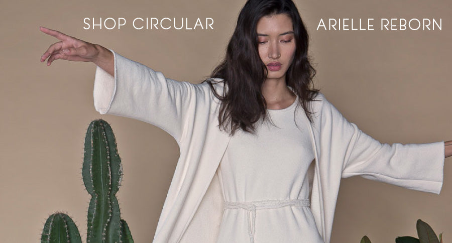 arielle reborn sustainable fashion circular