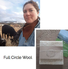 Full circle wool Arielle sustainable fashion