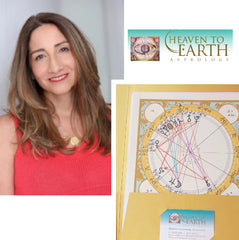 heaven to earth astrology Arielle sustainable fashion