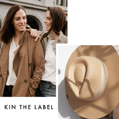 Kin the label Arielle sustainable fashion