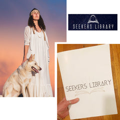seekers library Arielle sustainable fashion