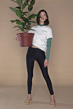 Freedom Exists Legging, Recycled Poly