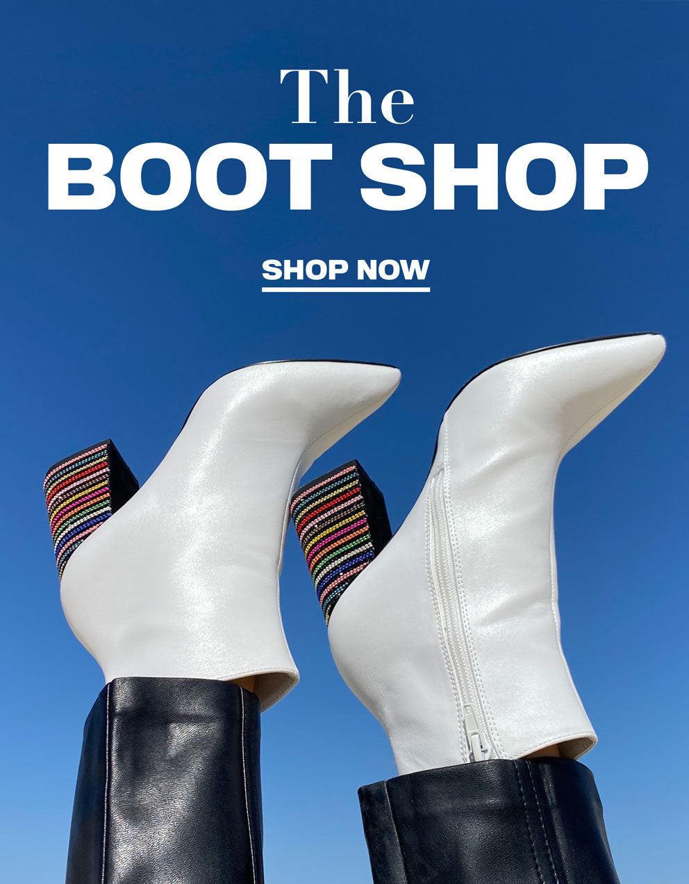 Boots Banner Mobile