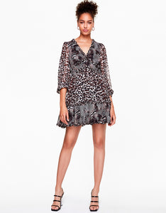 QUEEN OF THE JUNGLE DRESS ANIMAL