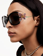 BEAUTIFUL BUTTERFLY SUNGLASSES BLACK - ACCESSORIES - Betsey Johnson
