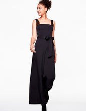 BUCKLED UP JUMPSUIT BLACK - APPAREL - Betsey Johnson