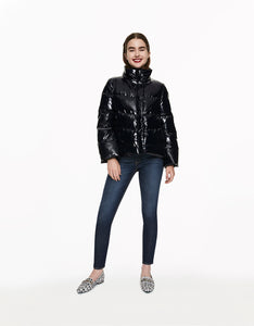 BETSEYS BEST PUFFER JACKET BLACK
