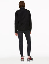 FLY BY FIELD JACKET BLACK - APPAREL - Betsey Johnson