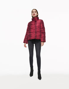 BETSEYS BEST PUFFER JACKET PINK