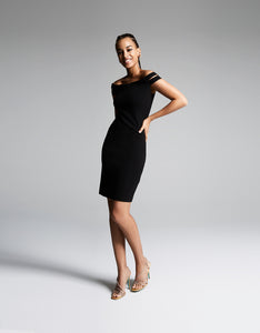 BARE NECESSITY DRESS BLACK
