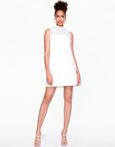 SWEET AND LIGHT DRESS IVORY