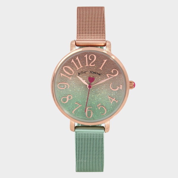 IN THE GROOVE WATCH MULTI - JEWELRY - Betsey Johnson