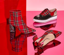 KASSIE RED - SHOES - Betsey Johnson