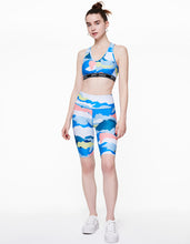 GEOSCAPE PRINTED SHORT MULTI - APPAREL - Betsey Johnson
